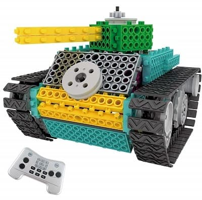 Build Your Own RC Tank by Think Gizmos