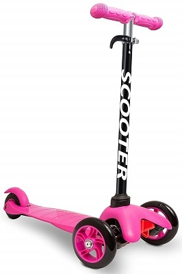 Den Haven 3-Wheel Scooter
