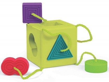 Fat Brain Toys Oombee Cube