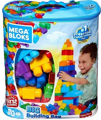 Fisher-Price Mega Bloks Big Building Bag