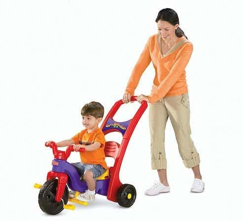 Fisher Price Rock, Roll n Ride Trike
