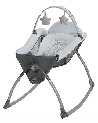 Graco Little Lounger Swing Mullaly