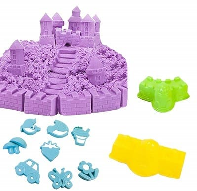 Kinetic Magical Sand