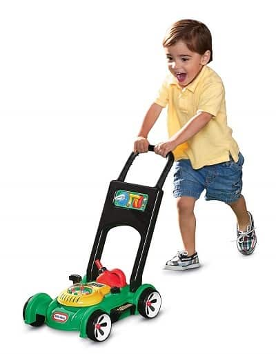 Little Tykes Gas N Go Mower