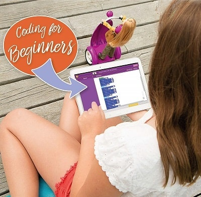 Maria Doll with Siggy SmartGurlz Coding Toys