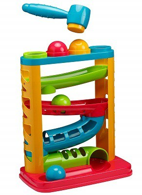 Play kidz super durable pound a ball great fun for toddlers