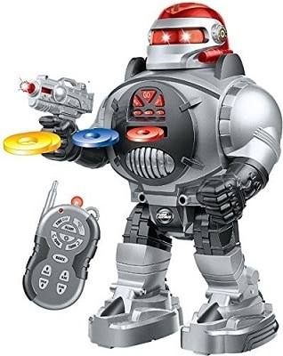 RC Roboshooter Robot Toy by ThinkGizmos