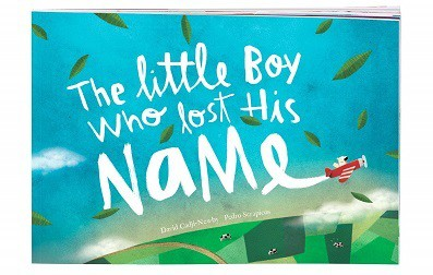 The Little Boy Who Lost His Name by Wonderbly