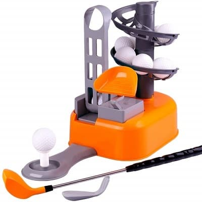 iPlay iLearn Golf Toys Set