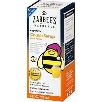 zabree natural cough syrup