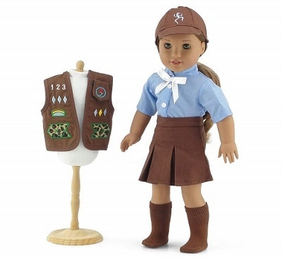 18 Inch Doll Clothes Like Brownie Girls Club Outfit