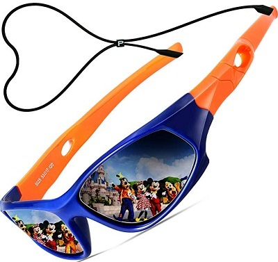 ATTCL Kids Hot TR90 Polarized Sunglasses