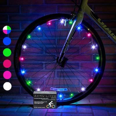 Activ Life LED Bicycle Wheel Lights