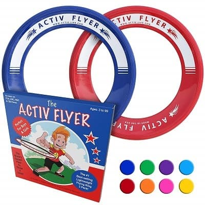 Active Life Best Kids Frisbee Rings