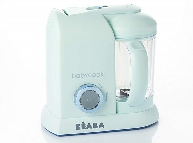 BEABA Babycook 4 in 1 Steam Cooker and Blender