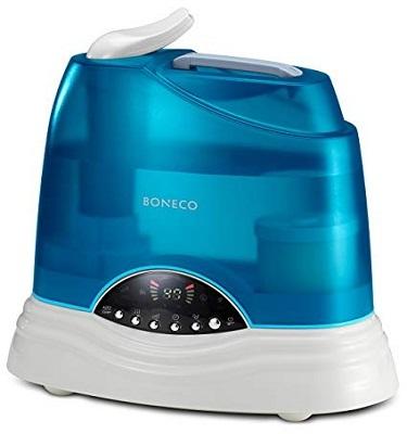 BONECO Warm or Cool Mist Ultrasonic Humidifier