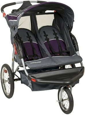Baby Trend Expedition Double Jogger Elixer