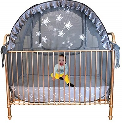 Best Baby Crib Tent - Trusted for 20+ Years - Proven to Keep Your Baby from Climbing Out of The Crib