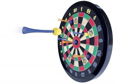 Doinkit Darts Magnetic Dart Board by Marky Sparky