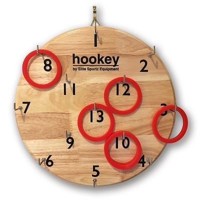 Elite Hookey Ring Toss Game