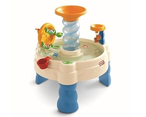 Little Tikes Spiralin Seas Waterpark Play Table