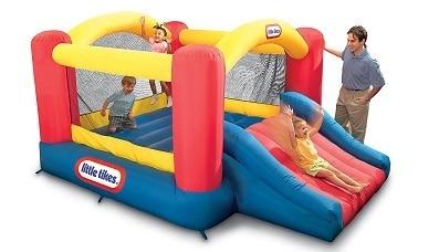 Little Tykes Jump n Slide Bouncer