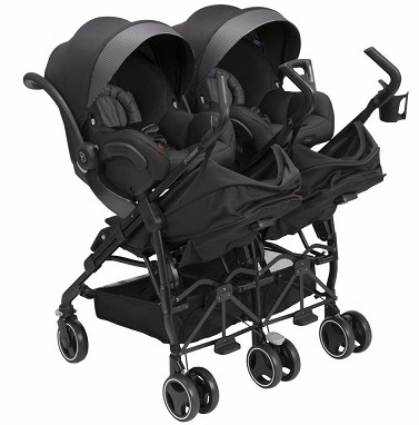 Maxi Cosi Dana For 2 Double Stroller