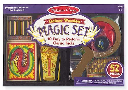 Melissa & Doug Deluxe Magic Set