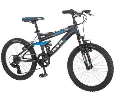 Mongoose Ledge Boys Mountain Bike