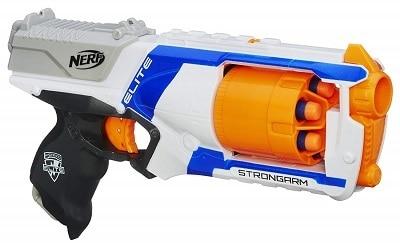 Nerf Official N Strike Elite Strongarm Blaster