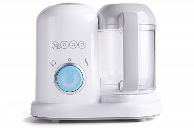 QOOC 4 in 1 Mini Baby Food Maker