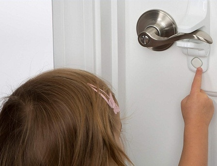 Safety 1st OutSmart Child Proof Door Lever Lock