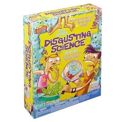 Scientific Explorer Disgusting Science Kit