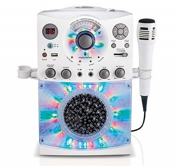 Singing Machine with Karaoke System