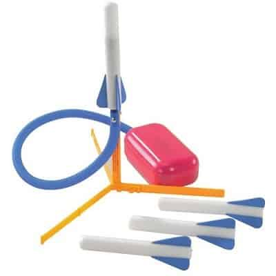 Stomp Rocket Jr Glow 4 Rockets