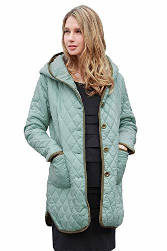 Sweet Mommy Maternity and Babywearing Quilted Coat