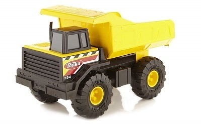 Tonka Classic Steel Mighty Dump Truck by Funrise
