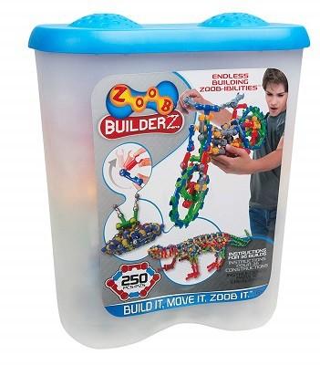 ZOOB BuilderZ 250 Piece Kit