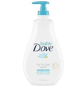 Baby Dove Wash