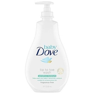 Baby Dove Wash, Sensitive Moisture