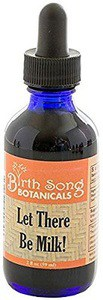 Birth Song Botanicals Lactation Liquid