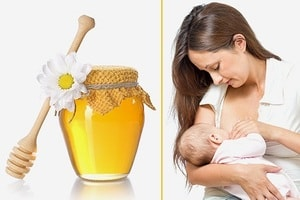 Breastfeeding and Honey