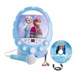 Disneys Frozen Karaoke Machine