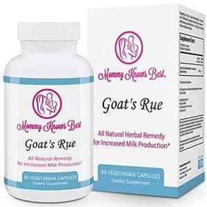 Goat's Rue Lactation Aid