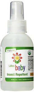 Lafe's Baby Organic Insect Repellent