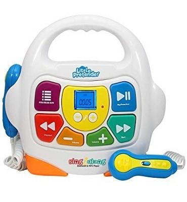 Little Pretender Kids Karaoke Machine