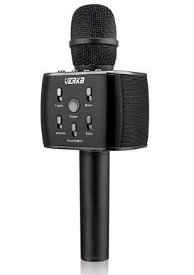 VERKB Wireless Karaoke Microphone
