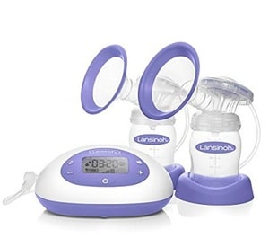 Signature Pro by Lansinoh Double Electric Breast Pump