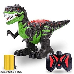 TEMI Remote Control Dinosaur for Kids