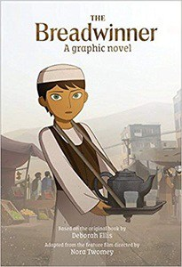 The Breadwinner - A Graphic Novel